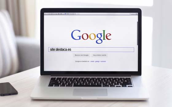 indexado en google