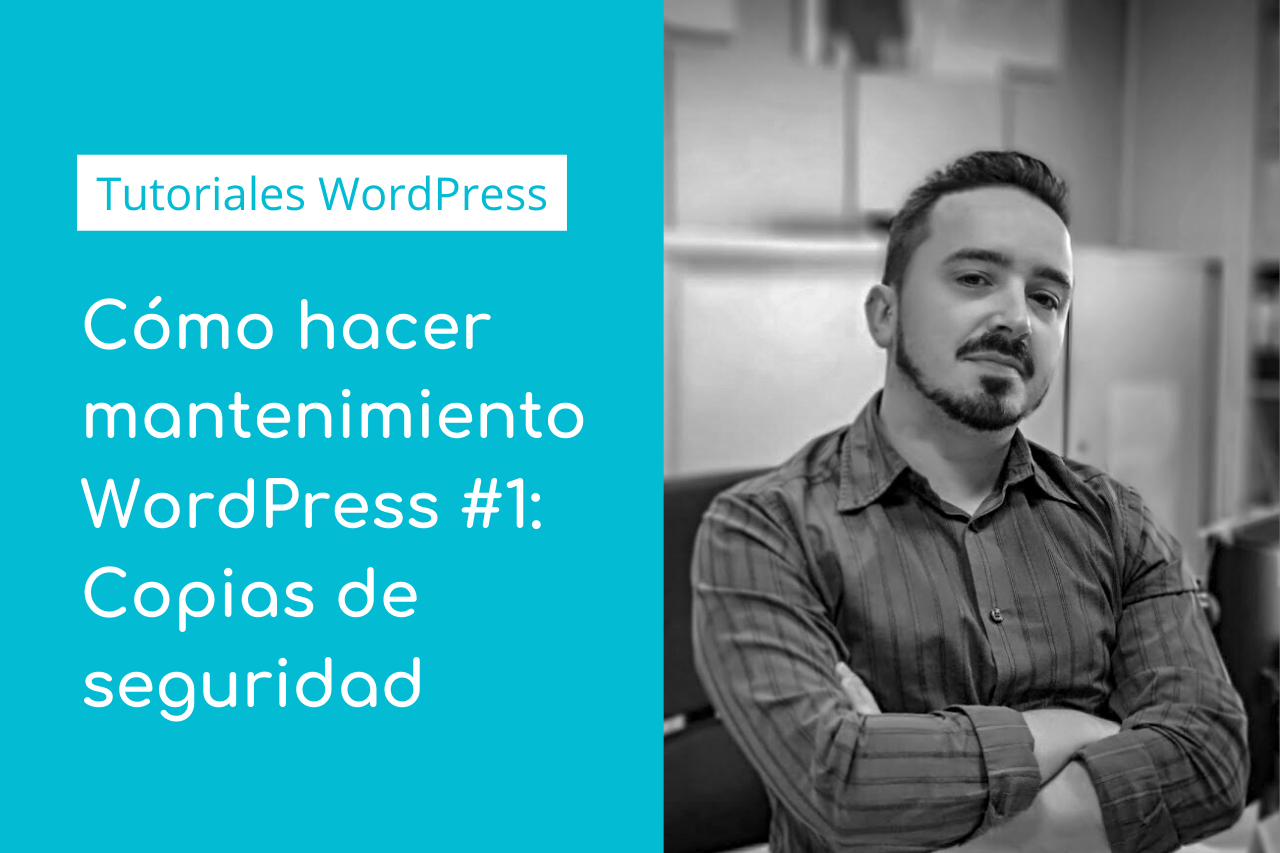 copias de seguridad wordpress