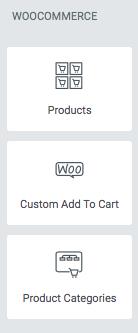 Widgets para WooCommerce 1/2
