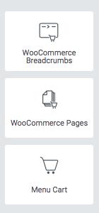 Widgets para WooCommerce 2/2